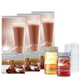 ชุดผลิตภัณฑ์ เสริมอาหารออริเฟลม ชุดใหญ่ กลิ่นช็อคโกแลต