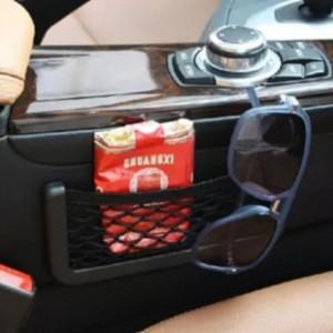 Straing Bag ตาข่ายใส่ของ ใส่มือถือ ในรถ