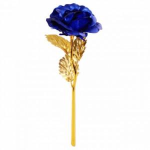 ดอกกุหลาบชุบทอง 24k ดอกเดี่ยว