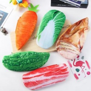 กระเป๋าอเนกประสงค์ลายผักกาด